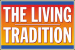 Graphic link to Living Tradition website